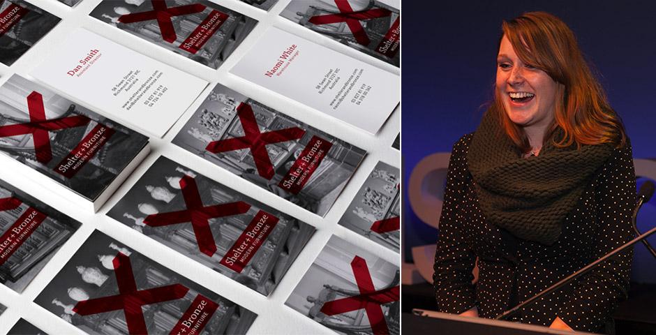 2014 Winner: Amber Goedegebuure